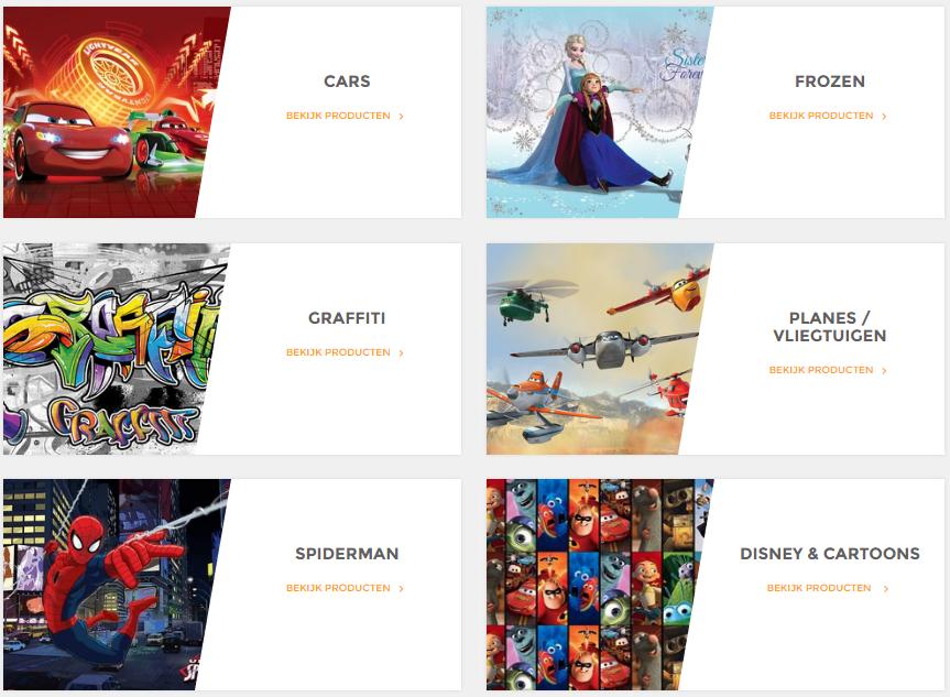 Goedkoop fotobehang online bestellen laagste prijs for Fotobehang goedkoop